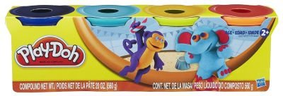 play doh 4 pack - 9