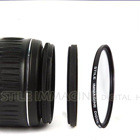 STEP DOWN per obiettivo /ø 67 mm e filtro o accessorio /ø 49 mm da Italia DIGITAL HD /® ANELLO /ø 67-49 mm