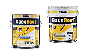 Gaco Gr1600 5g Gacoroof Silicone Roof Coating