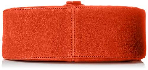 Bag London Orange Orange Fly Poppy Zeek602fly Body Women's Cross UwxWqzXd
