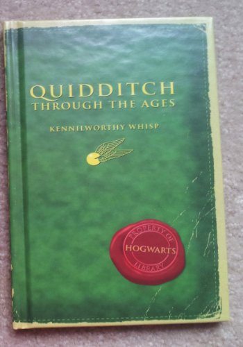 Harry Potter – Quidditch Through the Ages by J.K. Rowling (Hardcover) – HPB