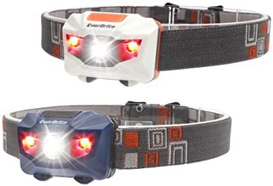 EverBrite Headlamps Flashlights Emergency Batteries