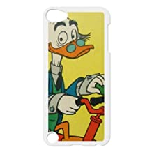 iPod Touch 5 Case White Disney An Adventure In Color Character Ludwig Von Drake 007 YE3433117