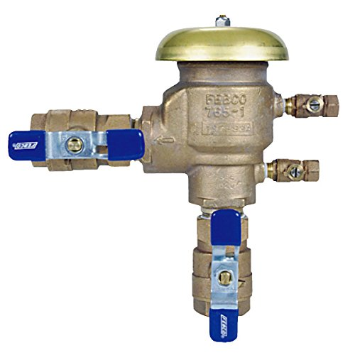 Febco 765GBV 1 2 inch Pressure Vacuum Breaker with Quarter Turn Shutoff, by Febco
