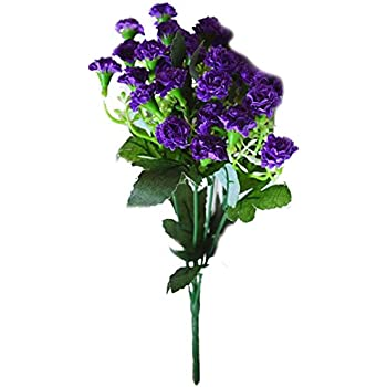 Amazon Nearly Natural 1256 Lilac Silk Flower Arrangement