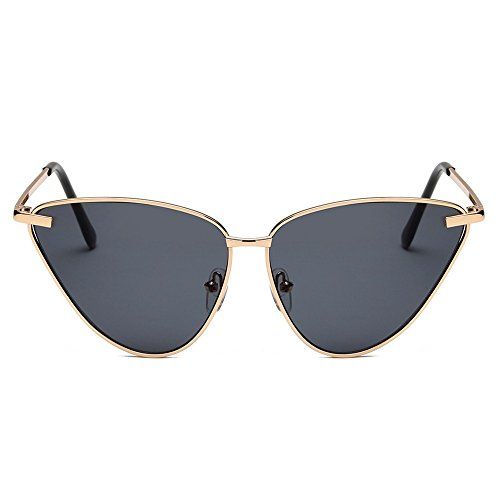sol sol gafas 6 generales personalidad de metal sol Tres de Gafas Gafas gafas para femeninas Shop y de mujer de masculinas de sol de ZtYdPtwq