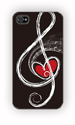 love music for iPhone 4/4S Case