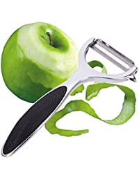 PickUp Bumud Stainless Steel Peeler for Vegetables and Fruits Best Professional Chef Kitchen dispense
