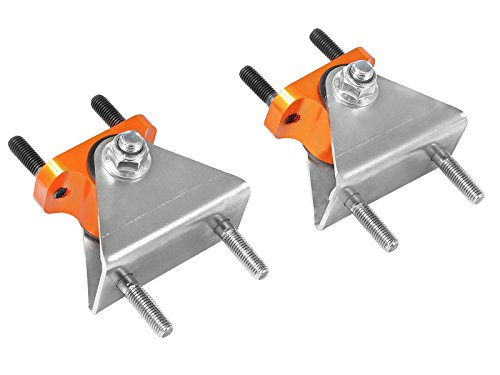 aFe Power 450-401008-N PFADT Series Orange Transmission Mount Set by aFe Power