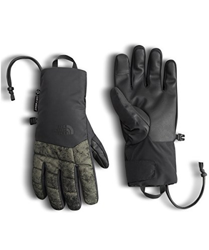 North Face Stone (The North Face Men's Guardian Etip Glove - asphalt grey/peat grey stonewash)