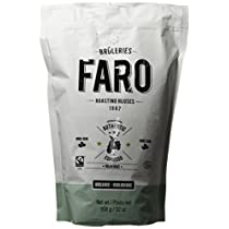 Brûleries FARO Roasting Houses Authentic Italian Espresso 2 Poun