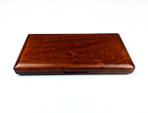 Xuan Bassoon Reeds Case for 9 Reeds Wooden Box by Xuan