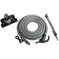 Cen-Tec Systems Central Vacuum 35 Hose Kit with CT20QD