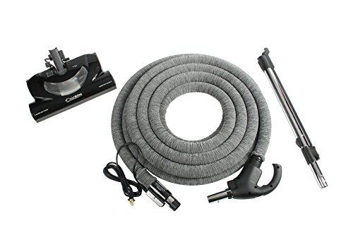 (Cen-Tec Systems Central Vacuum 35' Hose Kit with CT20QD)