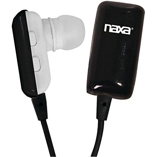 NAXA Electronics NE-928 Wireless Earbuds with Bluetooth Technology
