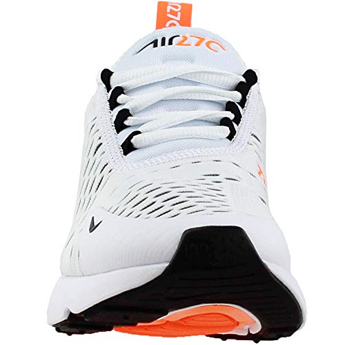 W 270 NIKE Orange 001 Black Air Basse Ginnastica Multicolore Total Scarpe Max da White Donna d1RZRq