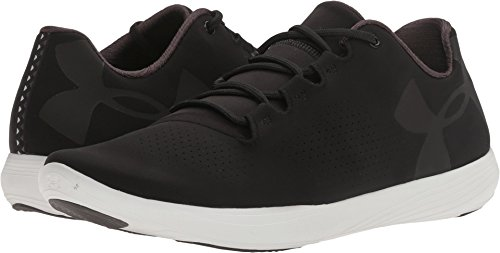 Pictures of Under Armour Men's Street Precision Low 1274413 Black (001)/White 1