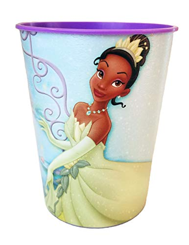 Princess & the Frog. Princess Tiana 16oz Reusable Cups. Set of 12 -