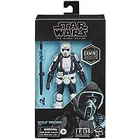 Hasbro - Figurine Star Wars Jedi Fallen Order - Scout Trooper Black Series Gaming Greats 15cm - 5010993750191