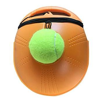 fghdf Base Pelota de Tenis Entrenador del Equipo con Larga Cuerda ...