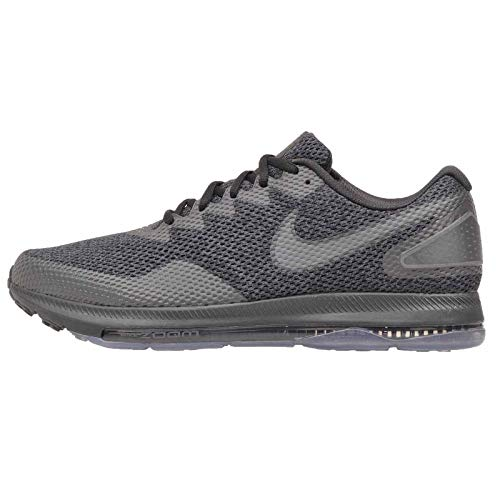 Nike 004 Scarpe Nero Uomo Zoom Grey all Running Dark out Black Low 2 anthracite rrqOR8