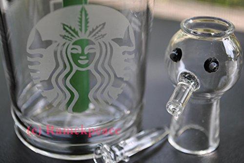 14mm Dabuccino Rig Starbucks Extras product image