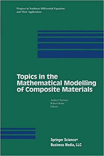 Amazon com: Topics in the Mathematical Modelling of