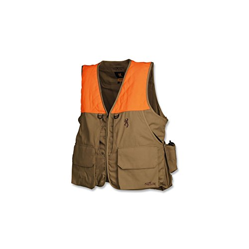 Browning Bird-N-Lite Vest, Khaki, Large