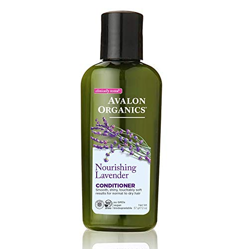 Avalon Organics Nourishing Lavender Conditioner, 2 oz. ()