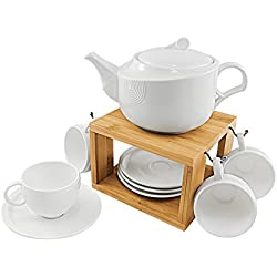 White Tea Service Set
