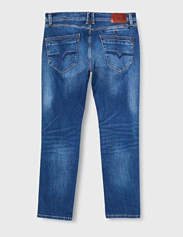 Pepe Jeans Męskie dżinsy Spike: Odzież