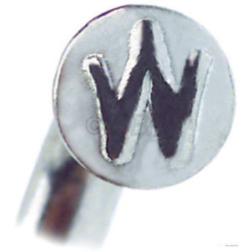 Wheelsmith 2.0 x 306mm silver spokes. Bag of 50.