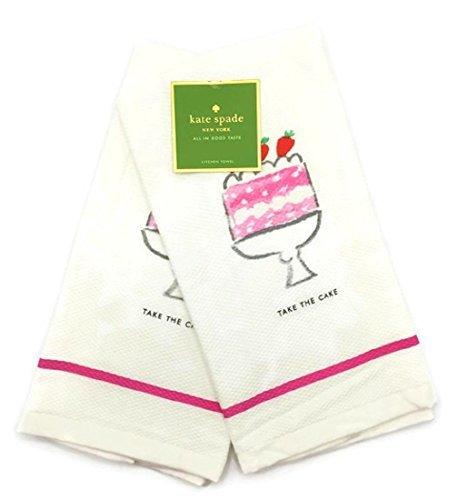 Kate Spade New York Take The Cake Kitchen Towel Set