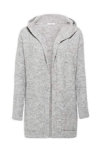 Esprit Donna Edc Grigio By Cardigan medium 039 Grey 5 q6qKBA