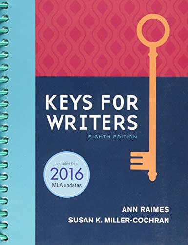 How to find the best keys for writers 8th edition for 2020?