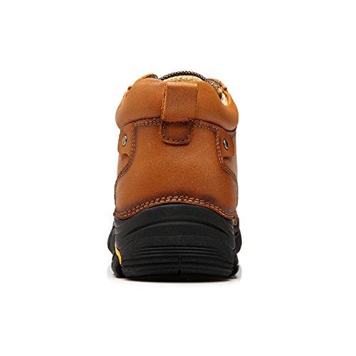 Miyoopark UK-XCR9767, Herren Kletterschuhe, Braun - Braun - Größe: 39