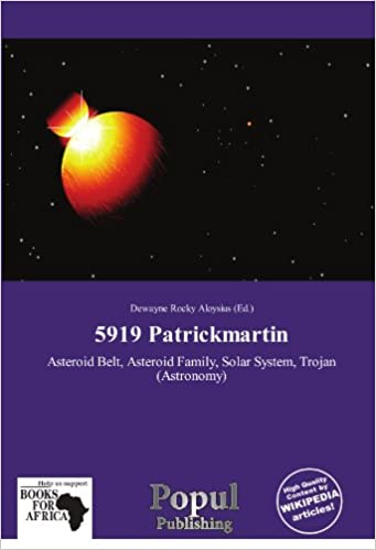 Buy 5919 Patrickmartin: Asteroid Belt, Asteroid Family
