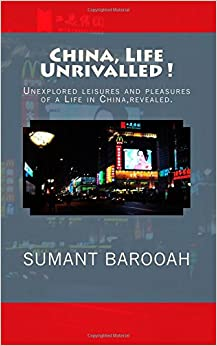 Book China, Life Unrivalled !