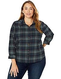 Women's Rugged Flex Hamilton Shirt (Regular and Plus Sizes)