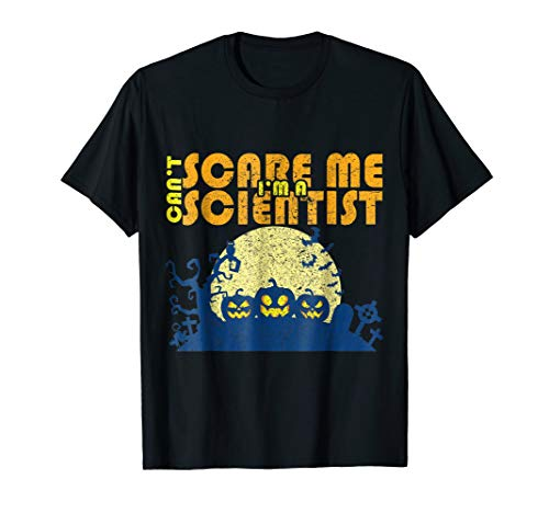 (Can't Scare me I am a Scientist - Easy Halloween)