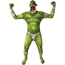 Morphsuits 78-0313XXL Green Orc Jaw Dropper Suit - 2XL
