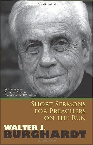 Book Short Sermons For Preachers on the Run