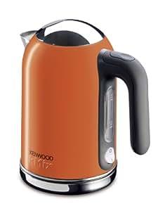 Kenwood kMix SJM027A - Hervidor de agua, color naranja/plateado