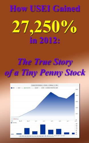 How USEI Gained 27,250% in 2012– The True Story of a Tiny Penny Stock