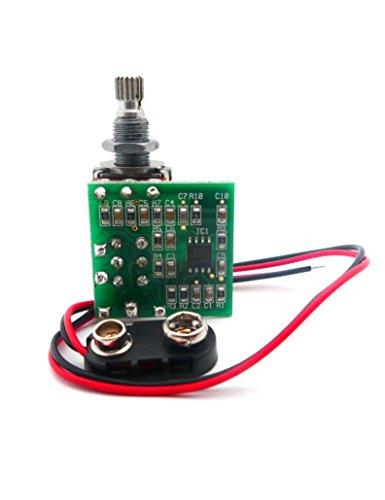 (GUYKER Electric guitar potentiometer BAND CONTROL UNIT/ACTIVE PARAMETRIC EQ BCU)