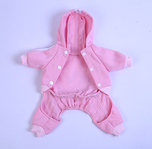 Pictures of EastCities Winter Puppy Hoodie Small Dogs Warm AD04 5