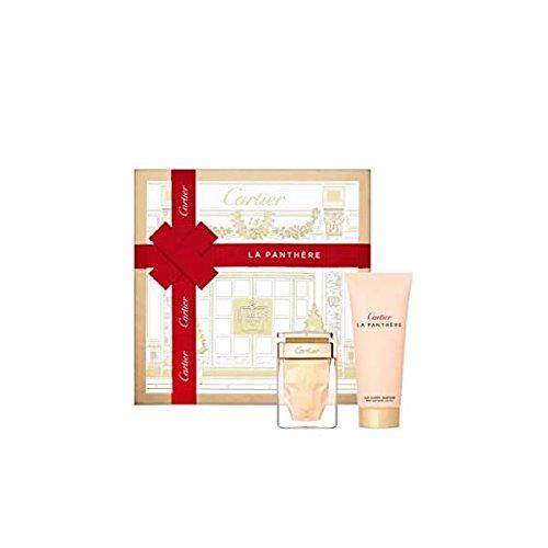 Cartier Must De Cartier Gold for Women 2 Piece Gift Set ()