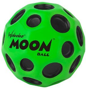 Moon Ball - Waboba Moon Ball Extreme Bounce Crazy Spin Stylish Lightweight Design Green