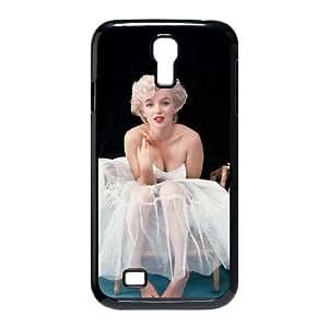 Samsung Galaxy S4 I9500 Phone Cases Black Marilyn Monroe BVX730454
