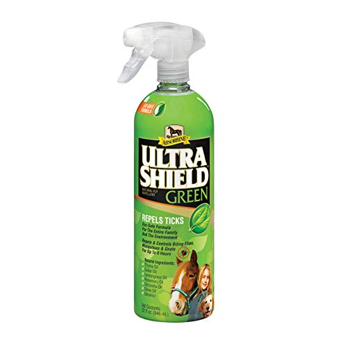Absorbine UltraShield Green Natural Fly -
